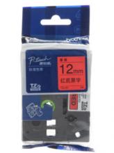 兄弟(brother) TZe-431 兄弟TZe-431 12mm红底黑字标签色带(适用所有兄弟PT系列)