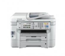 爱普生(EPSON)WF-3641 彩色喷墨多功能打印机 (打印 扫描 复印 传真) 一体机
