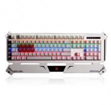 双飞燕(A4TECH)B740血手幽灵光轴光速悬浮式炫光机械键盘