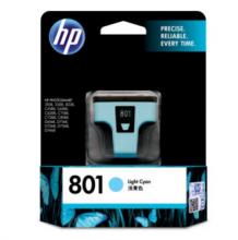 惠普(HP)C8774ZZ 801号浅蓝色墨盒