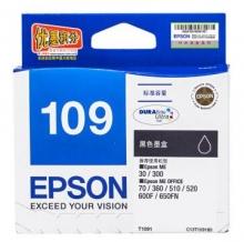 爱普生(Epson)T1091黑色墨盒 C13T109180