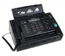 松下(Panasonic)KX-FL338CN 黑白激光传真机 黑色