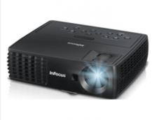 富可视(INFOCUS)IN1110A高强度便携 移动 商务 教育 投影机