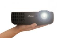 富可视(InFocus)IN1118HD便携式投影仪