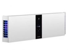 夏普 (SHARP) 空气净化器 壁挂式净化器 FU-BE80-W 除甲醛 除PM2.5