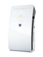 夏普(SHARP)KC-CE50-W 空气净化器家用除甲醛PM2.5雾霾 除异味