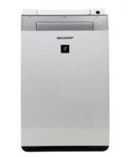 夏普(SHARP)家用加湿空气净化器 KI-GF60-W 有效除甲醛除雾霾PM2.5