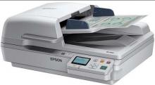 爱普生DS-6500 高速平板+馈纸式双面连续A4文档扫描仪 DS-6500标配版
