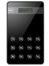 旅之星金盾B01 2.5英寸 USB3.0 防震防破解移动硬盘2TB