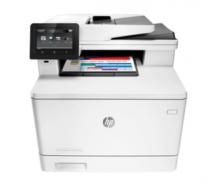 惠普HP 377dw A4彩色激光多功能打印复印扫描一体机