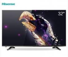 海信(Hisense)LED32EC200 32英寸 蓝光平板液晶电视 LED彩电(黑色)