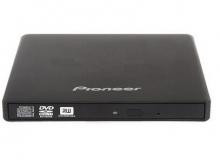 先锋DVR-XU01C 外置刻录机USB外接光驱外置 CD/DVD刻录机移动光驱