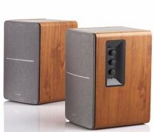 漫步者(EDIFIER) R1200TII 300元内强悍书架音箱 经典外形 优雅大气