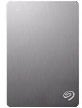 希捷(Seagate)2.5英寸 Backup Plus 新睿品 4T USB3.0 便携式移动硬盘 银色版(STDR4000301)