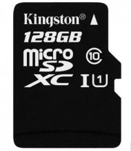 金士顿(Kingston)128GB 80MB/s TF(Micro SD) Class10 UHS-I高速存储卡