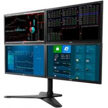 乐歌(Loctek)D2Q 四屏电脑显示器支架