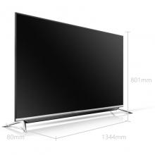 创维(Skyworth)60G6 60英寸12核4色4K硬屏蓝牙智能HDR液晶电视