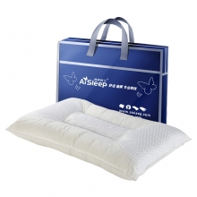 AiSleep 睡眠博士 决明子荞麦护颈纤维枕头 枕芯