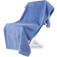 三利 A类加厚长绒棉缎边大浴巾