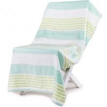 三利 纯棉纱布浴巾