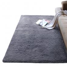 富居(FOOJO)加柔长绒 可水洗客厅地毯