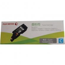 富士施乐(Fuji Xerox) CP105b/205b/215,CM215fw/205 标准容量青色墨粉 CT202134粉盒