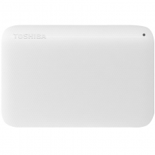 东芝(TOSHIBA)CANVIO READY B2系列 1TB 2.5英寸 USB3.0移动硬盘 白色