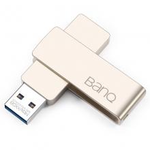 banq Max 64GB USB3.0全金属360度旋转高速U盘