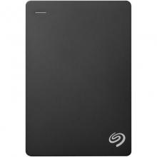 希捷(Seagate)2.5英寸 Backup Plus 新睿品 5T USB3.0 便携式移动硬盘 黑色版(STDR5000300)