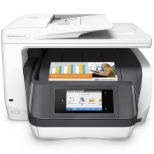 惠普(HP)OfficeJet Pro 8730 彩色无线商务一体机