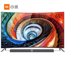 小米(MI)L65M4-AQ 小米电视3S 65英寸曲面电视分体智能高清平板电视 3S-65英寸曲面电视
