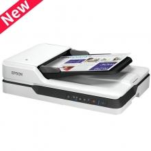 爱普生DS-1660W高速A4文档彩色自动连续扫描仪(无线网络版)