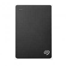 希捷(Seagate)Backup Plus睿品 4T 2.5英寸 USB3.0移动硬盘 商务黑(STDR4000300)