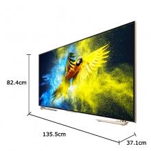 夏普 LCD-60UD30A 60英寸3D4K超高清智能液晶平板电视