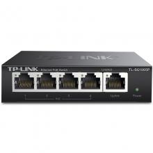 TP-LINK TL-SG1005P 5口千兆4口POE非网管PoE交换机