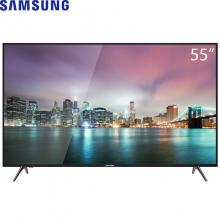 三星 UA55MUF30ZJXXZ 55英寸 4K超高清液晶平板电视 黑色