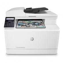 惠普 Color LaserJet Pro MFP M181fw 彩色激光多功能一体机