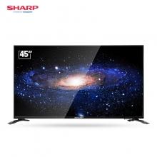 夏普  LCD-45SF460A 45英寸全高清智能网络电视