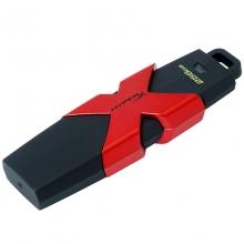 金士顿 HXS3 256GB U盘 USB3.1 HyperX Savage 高速车载U盘 读速高达350MB/s