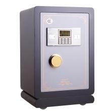 甬康达 D-53 国家3C认证电子保险柜 灰白色