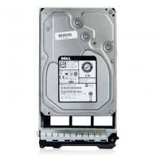 戴尔 服务器硬盘SAS接口 热插拔 2TB 7.2K SAS 3.5英寸