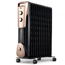 美的(Midea) NY2513-16JW 13片电热油汀取暖器