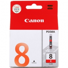 佳能(Canon)CLI-8R 纯红色墨盒(适用Pro9000MarkII、Pro9000)