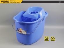 健安 JA-2601 豪华清洁桶 蓝色