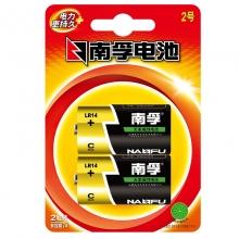 南孚 2号 碱性电池 2节/卡 12节/盒