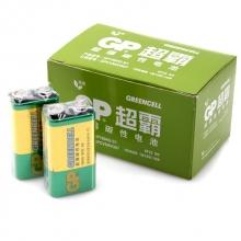 超霸(GP) GP1604G-S1 9V 电池 10节/盒