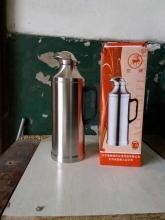 鹿牌 不锈钢暖水瓶 鸭嘴盖(2L)