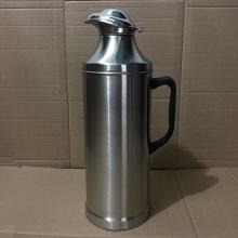 鹿牌 不锈钢暖水瓶(5磅 2L) 带提手 12个/箱