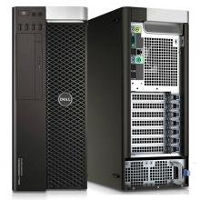 戴尔(DELL) T7810塔式图形设计工作站台式主机电脑 E5-2630V4/16G/1T/M2000