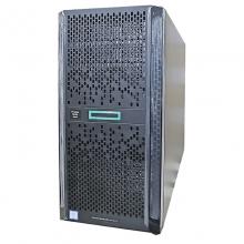 惠普 ML150 Gen9 834606-AA1 E5-2603V4塔服务器(6核1.7G/550W电源/16G内存/1T硬盘*2)